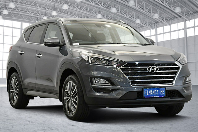 Used Hyundai Tucson TL3 MY20 Elite D-CT AWD Victoria Park, 2020 Hyundai Tucson TL3 MY20 Elite D-CT AWD Pepper Grey 7 Speed Sports Automatic Dual Clutch Wagon