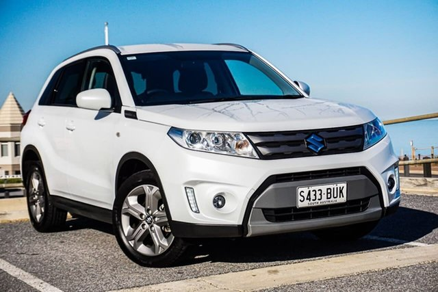 Used Suzuki Vitara LY RT-S 2WD Christies Beach, 2018 Suzuki Vitara LY RT-S 2WD White 6 Speed Sports Automatic Wagon