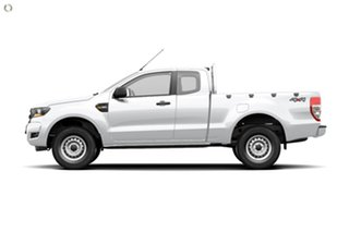 2021 Ford Ranger PX MkIII 2021.25MY XL White 6 Speed Sports Automatic Super Cab Pick Up.