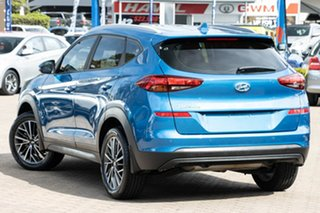 2019 Hyundai Tucson TL4 MY20 Active X (2WD) Beige INT Aqua Blue 6 Speed Automatic Wagon.