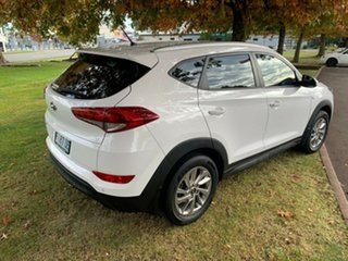 2017 Hyundai Tucson TL2 MY18 Active 2WD White 6 Speed Sports Automatic Wagon