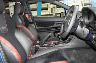 2020 Subaru WRX MY21 STI Spec R (Wing) (AWD) WR Blue 6 Speed Manual Sedan