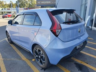 2020 MG MG3 SZP1 MY20 Excite Blue 4 Speed Automatic Hatchback