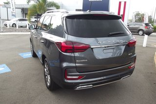 2021 Ssangyong Rexton Y450 MY21 Ultimate Grey 8 Speed Sports Automatic Wagon