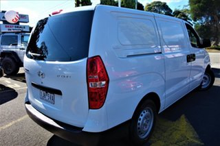 2013 Hyundai iLOAD TQ2-V MY14 White 5 Speed Automatic Van.