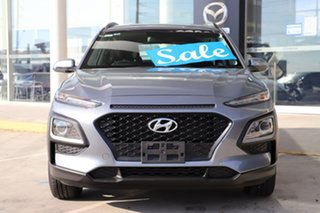 2018 Hyundai Kona OS MY18 Active 2WD Grey 6 Speed Sports Automatic Wagon