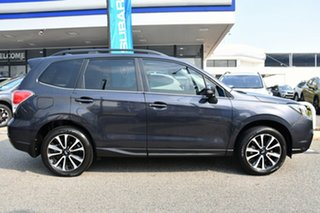 2017 Subaru Forester S4 MY17 2.5i-S CVT AWD Dark Grey 6 Speed Constant Variable Wagon