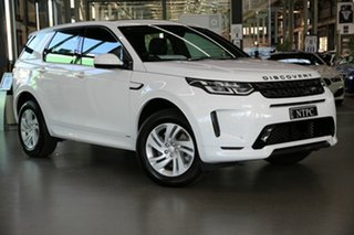 2020 Land Rover Discovery Sport L550 20.5MY R-Dynamic S White 9 Speed Sports Automatic Wagon.