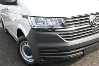 2020 Volkswagen Transporter T6.1 MY21 TDI340 LWB DSG Candy White 7 Speed.