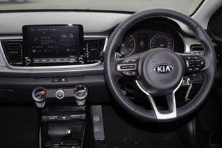 2021 Kia Rio YB MY21 Sport Mighty Yellow 6 Speed Automatic Hatchback