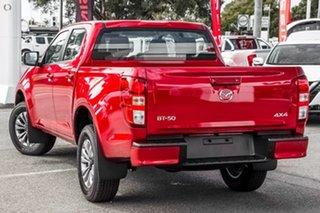 2020 Mazda BT-50 TFS40J XT Red 6 Speed Manual Utility