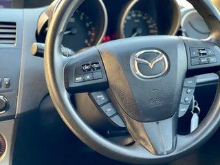 2011 Mazda 3 BL10F1 MY10 Neo Black 6 Speed Manual Hatchback