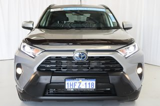 2019 Toyota RAV4 Axah54R GXL eFour Silver 6 Speed Constant Variable Wagon Hybrid