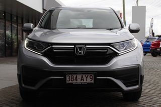 2021 Honda CR-V RW MY21 VTi FWD Lunar Silver 1 Speed Constant Variable Wagon.
