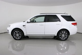 2013 Ford Territory SZ Titanium (4x4) White 6 Speed Automatic Wagon