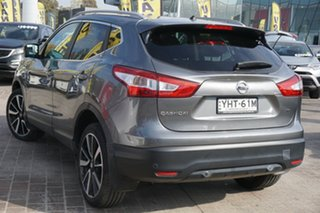 2017 Nissan Qashqai J11 TI Grey 1 Speed Constant Variable Wagon