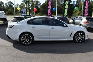 2016 Holden Commodore VF II MY16 SS V White 6 Speed Manual Sedan