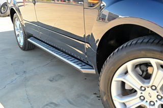 2012 Ford Territory SZ TX Seq Sport Shift RWD Limited Edition Blue 6 Speed Sports Automatic Wagon.