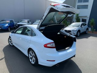 2012 Ford Mondeo MC Titanium EcoBoost White 6 Speed Sports Automatic Dual Clutch Hatchback