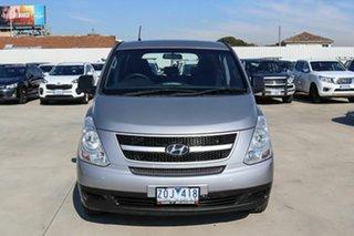 2013 Hyundai iLOAD TQ2-V MY13 Grey 5 Speed Automatic Van