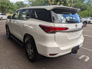 2018 Toyota Fortuner GUN156R GX White 6 Speed Automatic Wagon