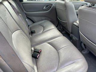 2003 Mazda Tribute MY2003 Luxury White 4 Speed Automatic Wagon