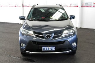 2013 Toyota RAV4 ASA44R GXL (4x4) Cosmos Blue 6 Speed Automatic Wagon