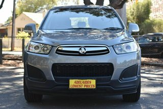 2013 Holden Captiva CG MY14 7 LS Grey 6 Speed Sports Automatic Wagon.