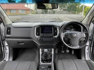 2016 Holden Colorado RG LTZ White 6 Speed Manual Dual Cab