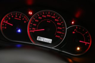 2011 Subaru Impreza G4 MY12 2.0i Lineartronic AWD Red 6 Speed Constant Variable Sedan