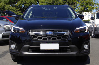 2018 Subaru XV G5X MY18 2.0i-S Lineartronic AWD Quartz Blue 7 Speed Constant Variable Wagon.
