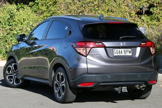 2017 Honda HR-V MY16 VTi-L Modern Steel 1 Speed Constant Variable Hatchback.