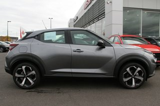 2020 Nissan Juke F16 ST-L DCT 2WD Grey 7 Speed Sports Automatic Dual Clutch Hatchback