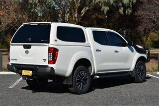 2017 Nissan Navara D23 S2 ST N-SPORT White 7 Speed Sports Automatic Utility