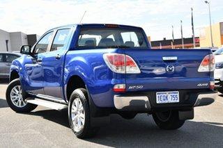 2014 Mazda BT-50 UP0YF1 XTR Blue 6 Speed Sports Automatic Utility.