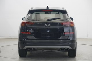 2020 Hyundai Tucson TL3 MY20 Highlander D-CT AWD Black 7 Speed Sports Automatic Dual Clutch Wagon