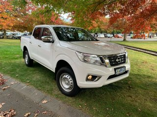 2018 Nissan Navara D23 S3 RX White 7 Speed Sports Automatic Utility.