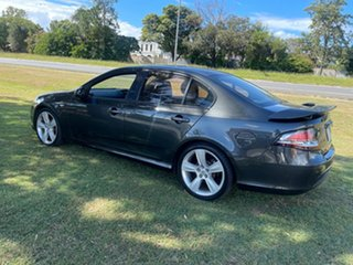 2010 Ford Falcon FG XR6 Grey 6 Speed Sports Automatic Sedan