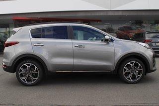 2020 Kia Sportage QL MY21 GT-Line AWD Steel Grey 8 Speed Sports Automatic Wagon.