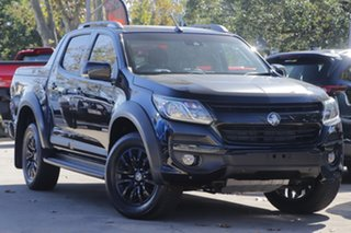 2019 Holden Colorado RG MY20 Z71 Pickup Crew Cab Black 6 Speed Sports Automatic Utility.