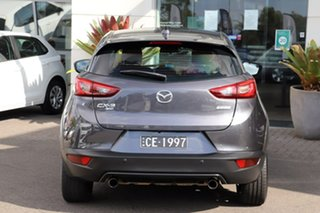 2018 Mazda CX-3 DK4W7A Akari SKYACTIV-Drive i-ACTIV AWD Grey 6 Speed Sports Automatic Wagon