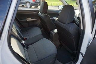 2008 Subaru Impreza G3 MY08 RX AWD Satin White Pearl 5 Speed Manual Hatchback