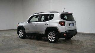 2015 Jeep Renegade BU MY16 Longitude DDCT Grey 6 Speed Sports Automatic Dual Clutch Hatchback.