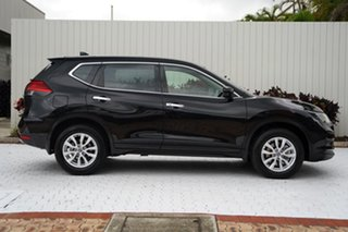 2017 Nissan X-Trail T32 Series II TS X-tronic 4WD Black 7 Speed Constant Variable Wagon.