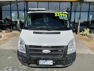 2008 Ford Transit Camper VM 110T280 (SWB) White 5 Speed Manual Van.
