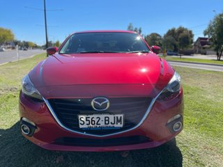 2015 Mazda 3 BM5438 SP25 SKYACTIV-Drive GT Soul Red 6 Speed Sports Automatic Hatchback