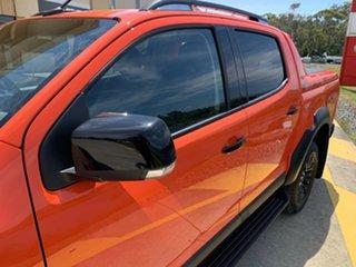 2019 Holden Colorado RG MY19 Z71 Pickup Crew Cab Orange 6 Speed Sports Automatic Utility