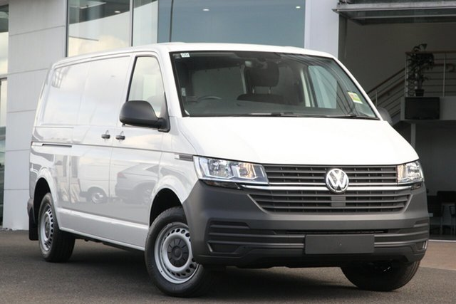 New Volkswagen Transporter T6.1 MY21 TDI340 LWB DSG Brookvale, 2020 Volkswagen Transporter T6.1 MY21 TDI340 LWB DSG Candy White 7 Speed