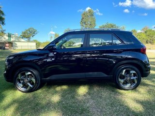 2021 Hyundai Venue QX.V3 MY21 Active Phantom Black 6 Speed Automatic Wagon.