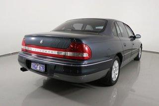 2001 Holden Statesman WH International Grey 4 Speed Automatic Sedan
